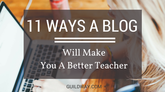 Teacher Blogging