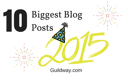 10 Biggest Blog Posts 2015