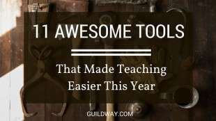 11 Tools That Made Teaching Easier
