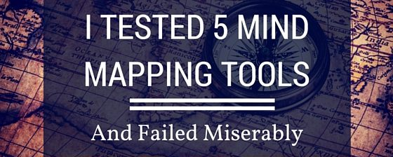 I Tested 5 Mind Mapping Tools And Failed Miserably