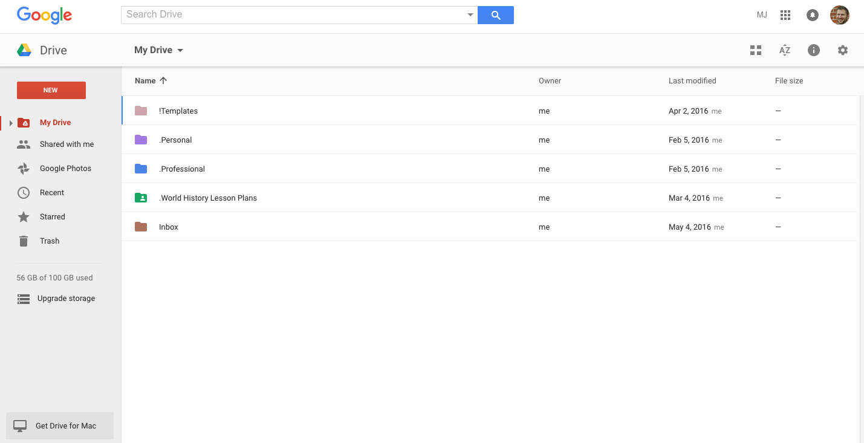 My Google Drive.png
